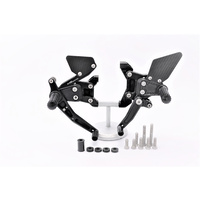 MG BikeTec Sport Rearsets To Suit Ducati Panigale