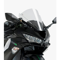 Kawasaki ZX-6R 2018 - Onwards Puig Z-Racing Screen (Clear)