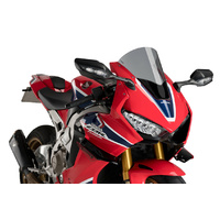 Honda CBR1000RR Fireblade 2017 - Onwards Puig R-Racer Screen (Smoke)
