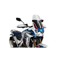 Honda CRF1100L Africa Twin Adventure Sports (2020 - Onwards) Puig Sport Screen (Clear)