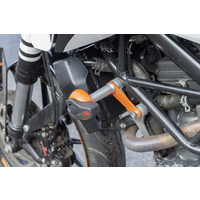 KTM 390 Duke 2013 - Onwards LSL Crash Pad Mounting Kit