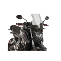 Honda CB650F 2014-2016 Puig New Generation Screen (Dark Smoke)