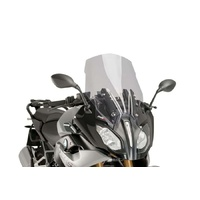 BMW R1200RS (2015 - 2018) R1250RS (2019 - 2021) Puig Touring Plus Screen (Light Smoke)