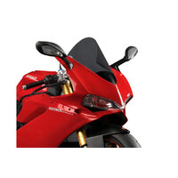 Puig Z-Racing Screen To Suit Ducati Panigale 959/1299/S/R (Dark Smoke)