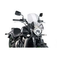 Kawasaki Vulcan S 2015 - Onwards Puig Naked New Generation Screen (Clear)