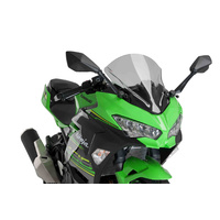 Kawasaki Ninja 400 2018 - Onwards Puig Z-Racing Screen (Smoke)