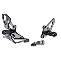 Motorcycle Foot Pegs | Motorcycle Rearsets | Hurtle Gear