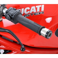 R&G Racing Bar End Sliders for Renthal, LSL Bars & Some Ducati/KTM Models