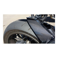 BMW S1000RR 2009 - 2016 Racecon Carbon Fiber Rear Hugger