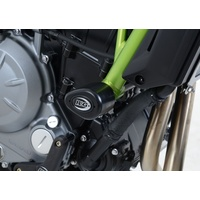 R&G Racing Crash Protectors To Suit Kawasaki Z650 And Ninja 650 (2017 - Onwards)