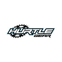 Hurtle Gear Vinyl Sticker (Clear Background)