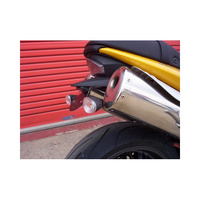 Triumph Speed Triple 2005 - 2007 R&G Racing Tail Tidy