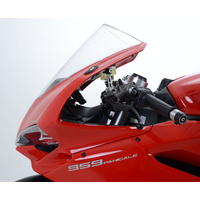 Ducati Panigale 959/1299 R&G Racing Mirror Blanking Plates