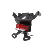 Yamaha MT-03 2006 - 2013 Evotech Performance Tail Tidy (Red Rear Light)