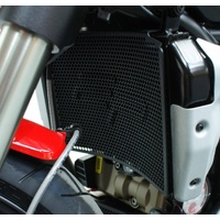 Ducati Streetfighter 848 2012 - 2016 Evotech Performance Upper Radiator Guard