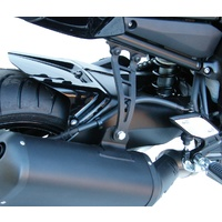 Yamaha FZ8N 2010 - Onwards Evotech Performance Exhaust Hanger