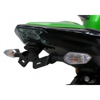 Kawasaki Z800 2013 - Onwards Evotech Performance Tail Tidy