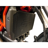 Ducati Hypermotard 939 SP 2016 - 2018 Evotech Performance Radiator Guard