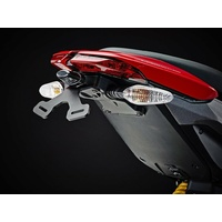 Ducati Hyperstrada 939 2016 - Onwards Evotech Performance Tail Tidy