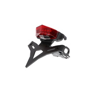 Yamaha MT-09 Street Rally 2015 - 2016 Evotech Performance Tail Tidy (Red Rear Light)