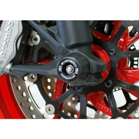 Ducati Multistrada 1200 S Pikes Peak 2012 - 2014 Evotech Performance Front Fork Spindle Bobbins