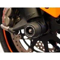 KTM 1290 Super Duke GT 2016 - Onwards Evotech Performance Front Fork Spindle Bobbins