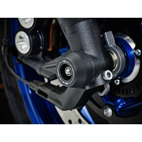 Yamaha MT-09 Street Rally 2015 - 2016 Evotech Performance Front Fork Spindle Bobbins