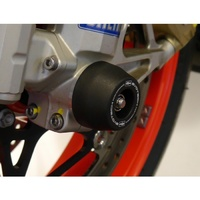 Aprilia RSV4 RR 2015 - Onwards Evotech Performance Front Fork Spindle Bobbins