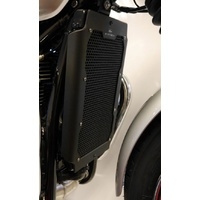 Triumph Bonneville T120 2016 - Onwards Evotech Performance Radiator Guard