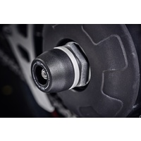 Triumph Speed Triple RS 2018 - Onwards Evotech Performance Rear Spindle Bobbins