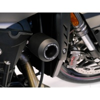 Triumph Street Triple RX 2015 - 2016 Evotech Performance Crash Bobbins