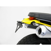 Evotech Performance Tail Tidy To Suit Ducati Scrambler 1100 2018 - 2020