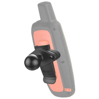 RAM-B-202-GA76U :: RAM Spine Clip Holder With Ball For Garmin Handheld Devices
