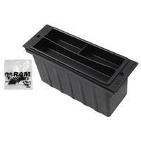 "RAM-FP3-AP :: RAM 3"" Wide Accessory Pocket With Tray"
