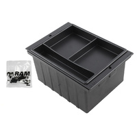 "RAM-FP6-AP :: RAM 6"" Wide Accessory Pocket For RAM Tough Box Consoles"