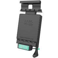 RAM-GDS-DOCKL-V2-SAM16U :: RAM Locking Vehicle Dock With GDS Technology For The Samsung Galaxy Tab A 8.0