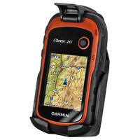 RAM-HOL-GA48U :: RAM Cradle For The Garmin eTrex 10, 20 & 30