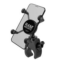 RAM-HOL-UN7-400U :: RAM Tough-Claw Mount With Universal X-Grip Phone Cradle
