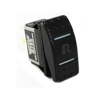 RAM-SWITCH-DPDTL-MOM :: RAM DPDT Mom Rocker Switch With Light