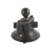 "RAP-B-224-1U :: RAM Composite 3.3"" Diameter Suction Cup Base With 1"" Ball"