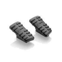 Rizoma Touring Footpeg Rubber Insert Kit