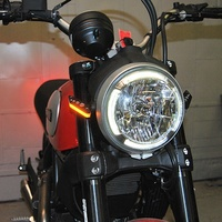 New Rage Cycles Ducati Scrambler Front Turn Signals