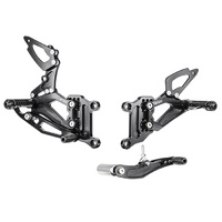 Yamaha R1 2004 - 2006 Bonamici Racing Rearsets (Street Version)