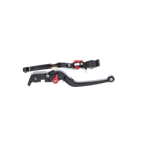 Ducati Monster 1200 S 2014 - Onwards Evotech Performance Folding Clutch And Brake Lever Set