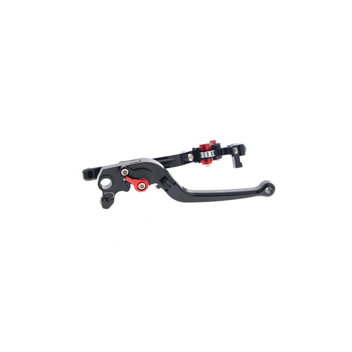 Ducati Monster 696 2008 - 2014 Evotech Performance Folding Clutch And Brake Lever Set