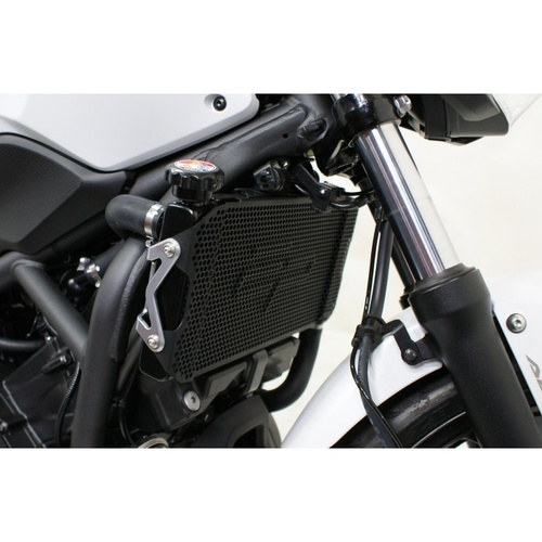 Honda NC750X 2013 - Onwards Evotech Performance Radiator Guard