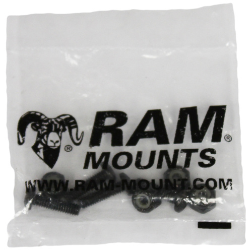 RAM-HAR-MET-TAB1U :: RAM Mounts Tablet Nuts & Bolts Pack