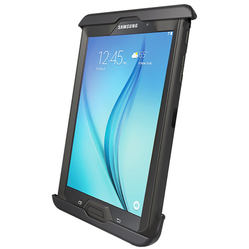 "RAM-HOL-TAB29U :: RAM Tab-Tite Cradle For 8"" Tablets Including Samsung Galaxy Tab A & S2 8.0 With Otterbox Defender Case"